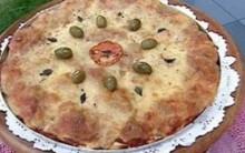 Receita de Pizza de Pão da Ana Maria Braga-Mais Você -Reaproveitamento
