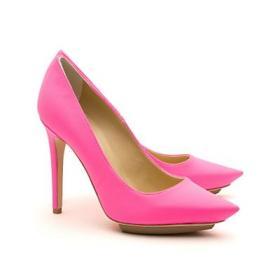 scarpin rosa Scarpins Moda 2012: Modelos Coloridos, Estampados, Verniz e Brilhantes