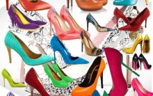 Scarpins Moda 2012: Modelos Coloridos, Estampados, Verniz e Brilhantes