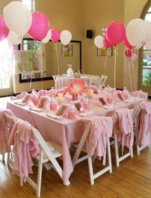 spa table festa Festa de Aniversário Spa: Como Fazer, Decoração, Lembrancinha e mais