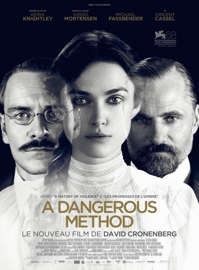 um metodo perigoso Um Método Muito Perigoso: Resenha, Estreia, Trailer e Fotos do Filme