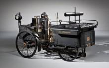De Dion Runabout, Carro mais Antigo do Mundo Vendido por R$ 8 Milhões