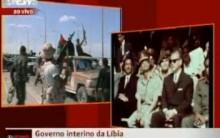 Muammar Kadhafi foi Morto em Ataque Diz Novo Governo da Leite – Fotos