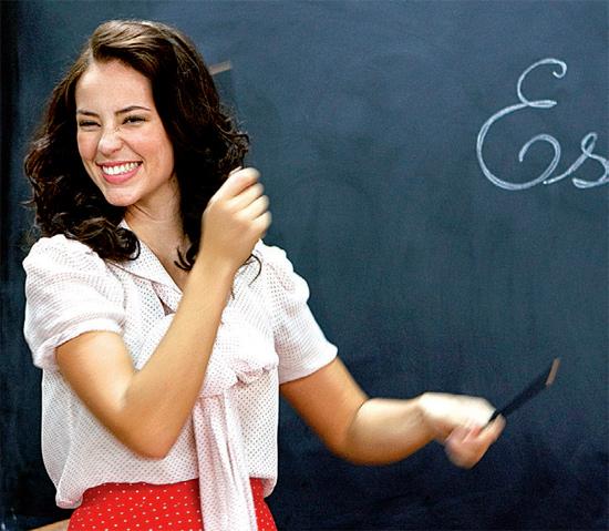 Uma Professora muito Maluquinha 2011 Resenha, Fotos Trailer