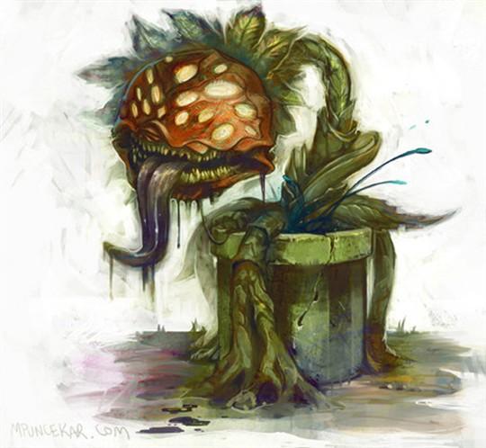 Caminho #3 - Página 3 Planta-carnivora