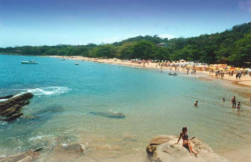 praia do curral 10 Melhores Praias de São Paulo: Lugares Lindos do Litoral Norte Fotos