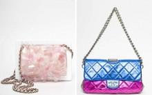 Bolsas Pequenas Moda 2012: Lindos Modelos, Cores, Fotos e Marcas
