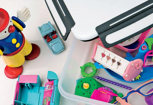 brinquedos Como Organizar Quarto de Criança: Arrumar Brinquedos, Diminuir Bagunça