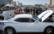 "Carros ""Tunados"" – Chevrolet Mostra Camaro ""Tunado"" nos EUA – Sema Show"