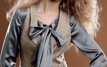 Camisas de Seda Moda 2012: Sofisticação, Modelos Incríveis pra Arrasar