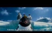 """Dublagem do Filme """"Happy Feet"""" Como foi Processo e Quem Fez  – Video"""