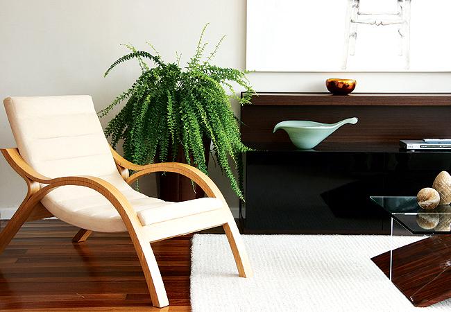 decoracao interior plantas Decoração de Interiores  Casa com Flores Naturais é Moderno e Elegante