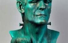 Bustos Customizados de Frankestein nos 80 Anos do Monstro, Veja Fotos