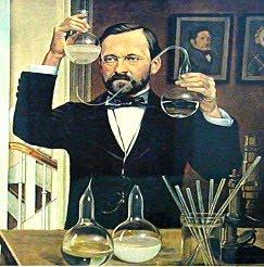 pasteur 2 Teoria da Biogênese: Origem de Seres Vivos, Louis Pasteur, Experimento