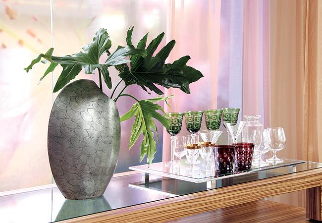 plantas interior casa Decoração de Interiores  Casa com Flores Naturais é Moderno e Elegante