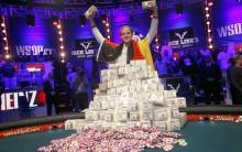 Alemão Ganha US$ 8,7 Milhões Num Concurso de Pôquer em Las Vegas- Foto