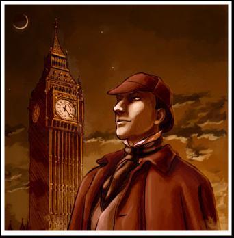 sherlock 2 Resumo de Sherlock Holmes: Um Estudo em Vermelho com Spoilers, Crimes