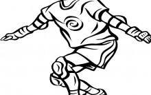 Desenhos para Colorir de Skate: Imagens de Skatistas para Pintar