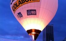 Balão da Lei Seca Leva Passageiros a Vôo por Copacabana das 18h às 24h