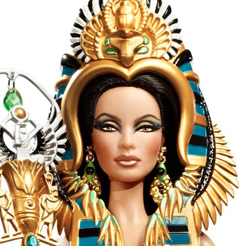 barbie cleopartra A Verdade sobre Cleópatra: ela era Feia, História da Rainha do Egito