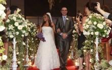 Casamento de Felipe Dylon e Aparecida Petrowky: Fotos, Vestido e Festa
