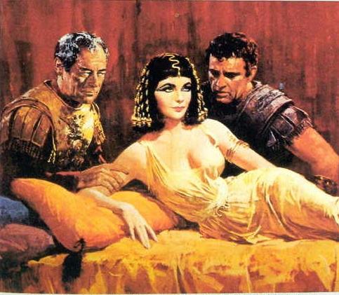 cleopatra cesar marco antonio A Verdade sobre Cleópatra: ela era Feia, História da Rainha do Egito