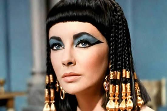cleopatra elizateth taylor A Verdade sobre Cleópatra: ela era Feia, História da Rainha do Egito