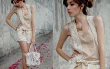 Boleros e Coletes de Renda Moda 2012: Lindas Combinações, Looks, Fotos