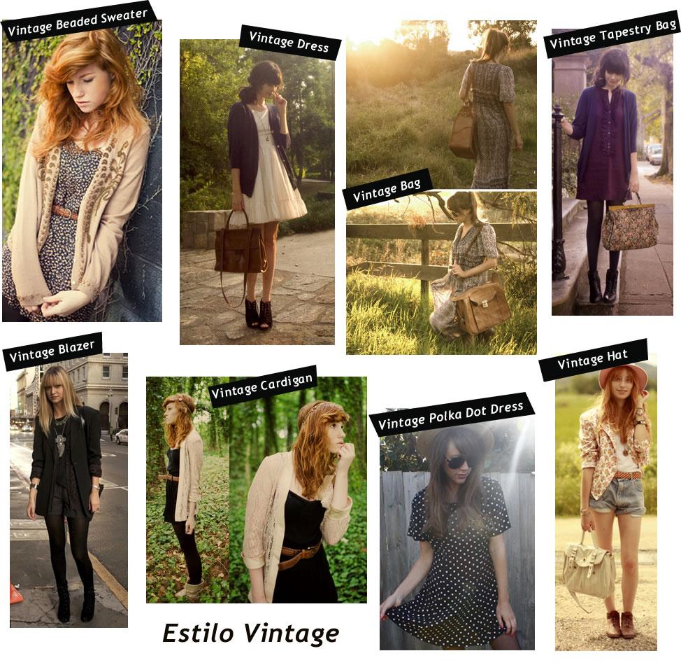 Estilo Vintage Moda