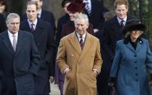 Primeiro Natal de Kate Mindlleton na Família Real – Confira Fotos