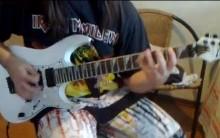 Videos de Gabriel Oliveira: Cover de Guitarra, Solos, Músico Talentoso