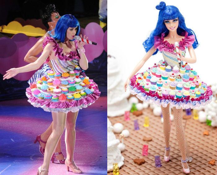 katy perry barbie Barbie de Famosos: Bonecas de Atrizes, Cantoras e Celebridades, Fotos