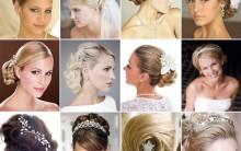 Penteados de Noivas 2012: Lindos Modelos Presos e Soltos, Acessórios