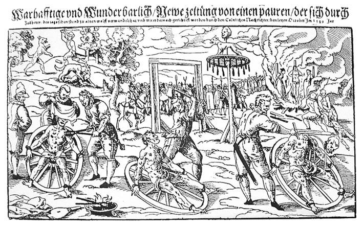 peterstumppmorte Peter Stumpp, o Lobisomem de Bedburg: História Real do Homem e Lenda