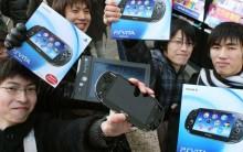 PlayStation Vita Chega ao Mercado Japonês – Tóquio- Sucessor do PSP