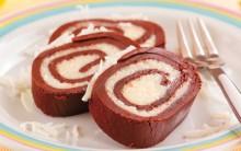 Rocambole prestígio com chocolate – Confira Receita Passo a Passo