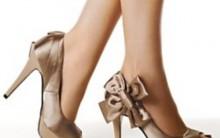 Sandálias e Sapatos de Cetim Moda 2012: Modelos, Cores e Tendências