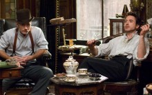 "Robert Downey Jr. no Brasil em 2012: Ator Divulga ""Sherlock Holmes 2"""