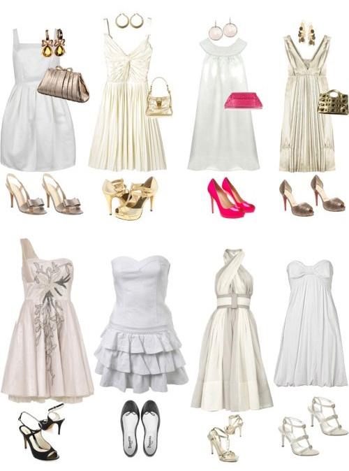 vestidos ano novo 2012 O Que Vestir no Révellion 2012: Roupas e Acessórios para Virada de Ano