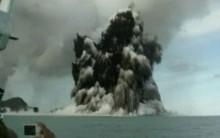 Vulcões Submarinos seriam Engolidos por Falhas Tectônicas? Veja Fotos