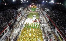 Cronograma do Carnaval 2012 São Paulo: Desfiles das Escolas de Samba