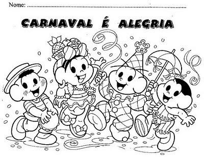 Desenhos Para Colorir De Carnaval Mascaras E Imagens Para Pintar