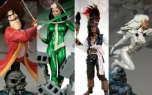 Miniaturas e Bonecos de Personagens de Filmes e Games: Comprar, Site