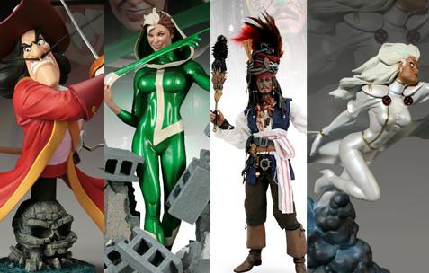 miniaturas colecionaveis Miniaturas e Bonecos de Personagens de Filmes e Games: Comprar, Site