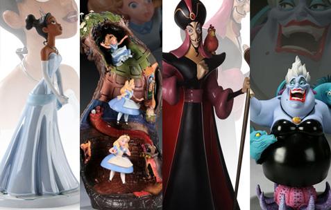 miniaturas disney Miniaturas e Bonecos de Personagens de Filmes e Games: Comprar, Site