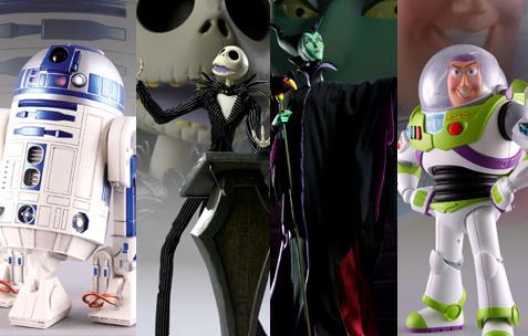 miniaturas nerds Miniaturas e Bonecos de Personagens de Filmes e Games: Comprar, Site
