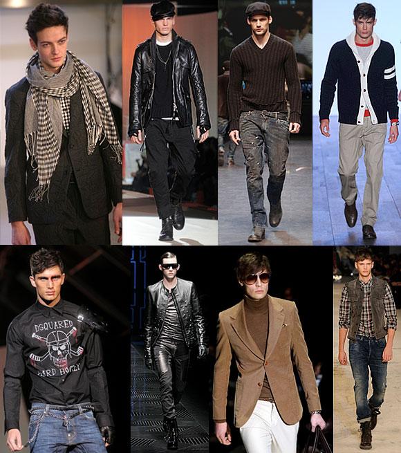 moda masculina invernp 2012 Moda Masculina Outono/Inverno 2012: Modelos, Roupas, Acessórios, Fotos