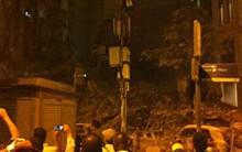 Três Prédios Caem no Centro do Rio: 25/01/12, Últimas Notícias e Fotos