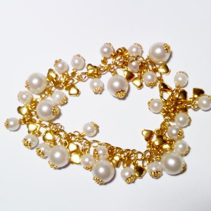 pulseira de perolas Moda Pérolas 2012/2013: Colares, Anéis, Pulseiras e Brincos, Comprar