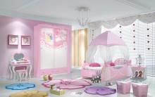Decoração de Quarto das Princesas: Móveis, Adesivos, Acessórios Disney